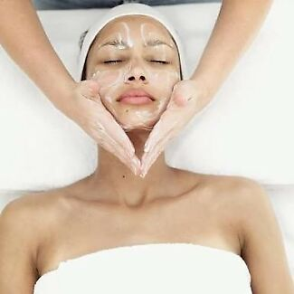 Any kind of facial and cleanup only $60 contact-
