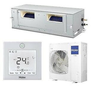 Brand new ducted System 12kw Haier