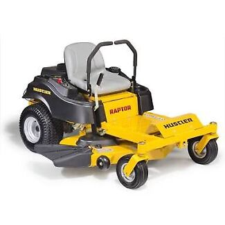 Wanted: Ride-on Mowers