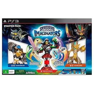 Skylanders Imaginators PS3 Starter NEW