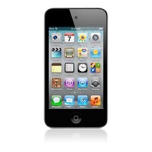 iPod touch black 8GB 4th gen Seddon Maribyrnong Area Preview