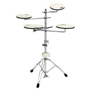 DW Drum go anywhere Practice Pad kit with stand