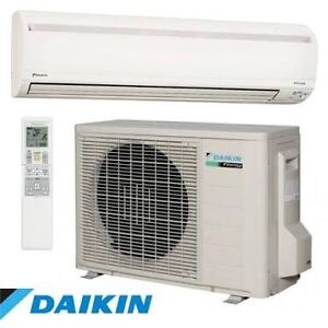 Daikin 7.1KW split system air conditioner fully installed. Penrith Penrith Area Preview