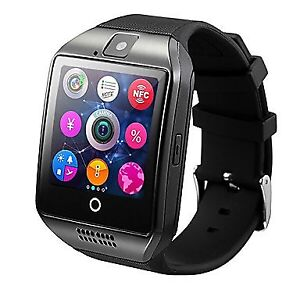 Android Smartwatch Bluetooth Phone with Camera TF/SIM Card Slot