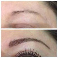 Eyebrow Extensions !