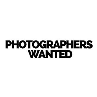 Wanted: 2x Student Photographers Wanted