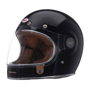 Bell Bullitt Retro Helmet Black Gloss - Sz Small Rose Bay Eastern Suburbs Preview