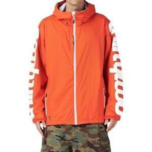THIRTYTWO | Shiloh 2.0 Shell Men's Orange Snowboard Jacket | MEDIUM Penrith Penrith Area Preview