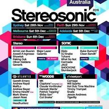 1 x Stereosonic Ticket! $150! Warriewood Pittwater Area Preview