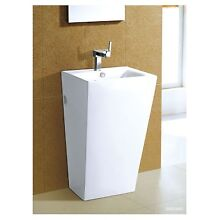 Freestanding pedestal basin vanity new Cessnock Cessnock Area Preview