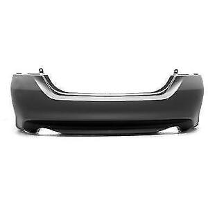 New Painted 2016 2017 2018 Nissan Altima Rear Bumper