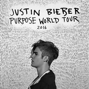 [SYD] 2x for ONLY $250. D Reserved Justin Bieber Sydney City Inner Sydney Preview