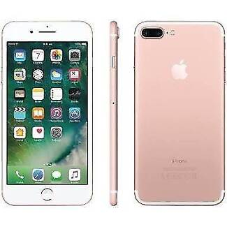 Wanted IPhone 7 Plus