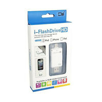 USB i-FlashDrive HyperDrive 32GB pour iPhone 5s 6+ iPad Mini Air