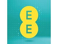 EE 20 GB/month 4G dual sim contract