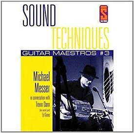 Sound Techniques - Guitar Maestros Series 1 Michael Messer [DVD]
