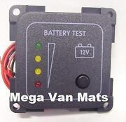 12 Volt Battery Meter