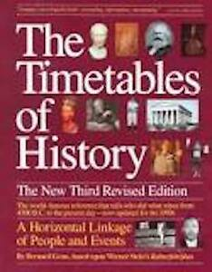 Timetalbes of History (The)