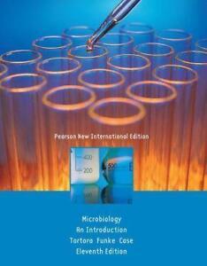 Microbiology textbooks education ebay microbiology tortora fandeluxe Gallery