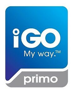 IGO 8 & IGo Primo 2018 Software and Map Updates