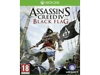 Xbox one assassins creed (black flag)