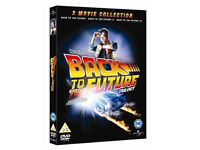 Back to the future trilogy dvd boxset