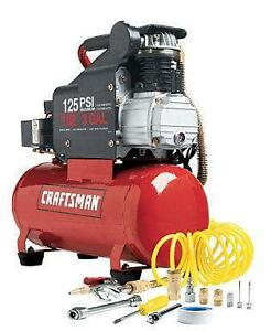 Craftsman Air Compressor Ebay