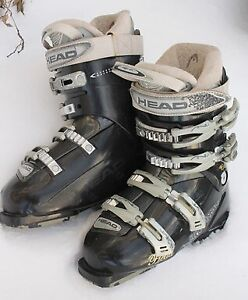 Head Edge 24.0 ladies' ski boots size US 6 ½ to 7 women's flex i