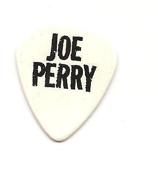 Joe Perry Guitar Pick