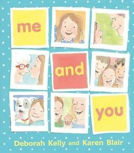 Picture book Launch: Me and You Belmont Lake Macquarie Area Preview