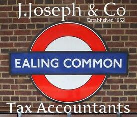 CIS REBATE Self Assessment Tax Returns, Accounts, Book keeping, VAT, PAYE, J.Joseph & Co (Est 1952)