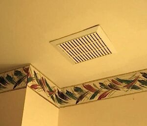 VENTS INSTALLED AND CLEANED, BATHROOM, DRYER, KITCHEN