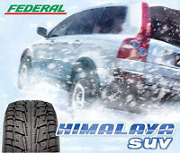 Federal Himalaya WS2 for Icy and Winter Roads at Mission Auto.