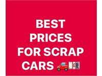 Scrap car and metal collection Liverpool
