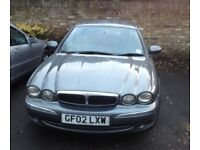 ENGINE Jaguar X-Type 2002 V6 AUTO