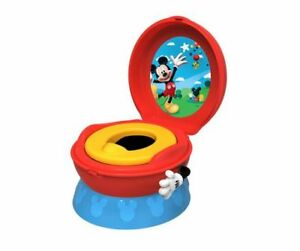First Years Mickey Mouse Magical Sounds Potty System