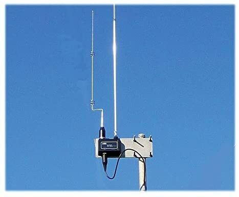 SA7000 AOR Super Whip Antenna 30kHz to 2000MHz Reception From Japan