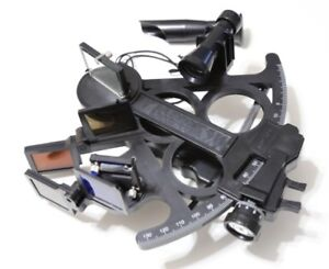 Davis Instruments Mark 15 sextant.