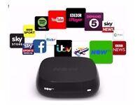 Now TV set top box ( Unused ) Model 4200SK-UK