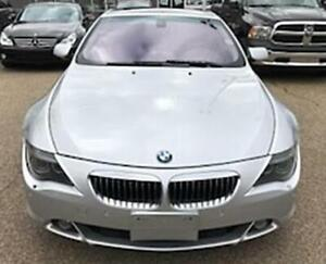 BMW 645Ci COUPE 100% CERTIFIED NO ACCIDENTS IN HOUSE FINANCING