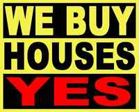 I BUY HOUSES! Why fix when you can sell as is?! <<<<<<<<