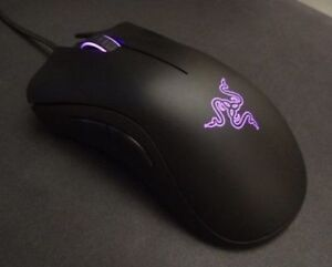 Razer Deathadder Chroma - Gaming mouse