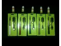 Rechargeable Shisha Pens with charger and flavour