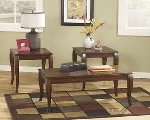 *** USED *** ASHLEY MATTIE COFFEE/END TABLES   S/N:757924   #STORE526