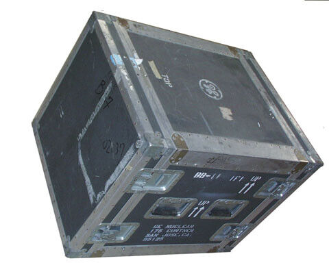 """Rack Mount Equipment 25""""x25""""x32"""" Transit Case, Anvil A.T.A with Power Bar,"""