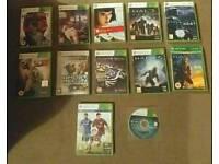 12 Xbox 360 Games
