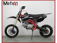 MotoX1 brand new 2017 140cc YX pitbike dirt bike STOMP engine