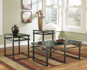 LANEY COFFEE TABLE SET - NO TAX