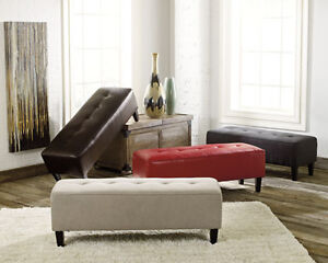 New Sinko Accent Ottomans