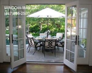 French Garden Door Patio  Quality product